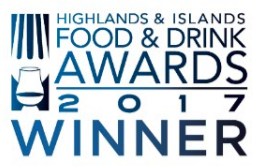highland and island food and drink award winner 2017